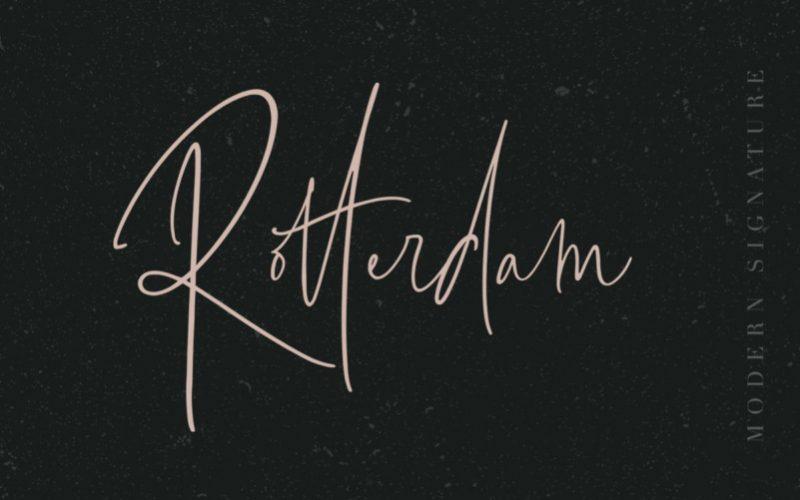 Bottomland Handwritten Font-3