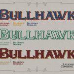 Bullhawk Font