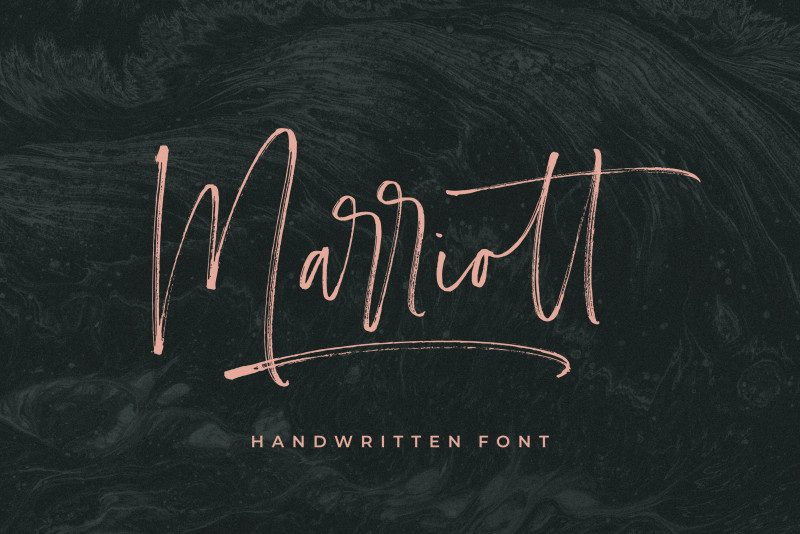 Carlinet Handwritten Font-1