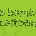 Eco Bamboo Cartoon Font