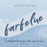 Farfelue Font