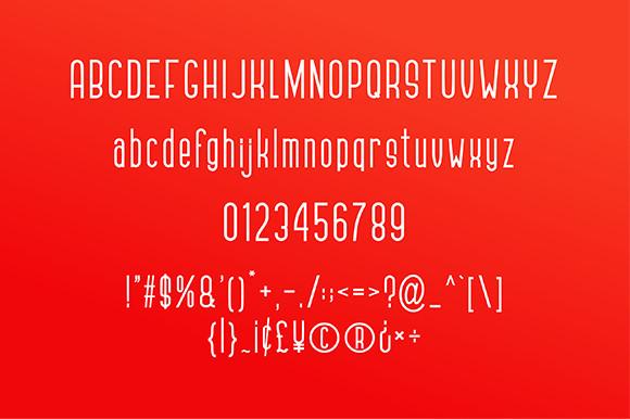 Gennaro Sans Font-2