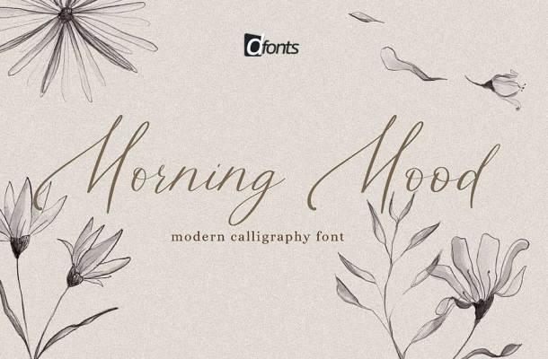 Morning Mood Font