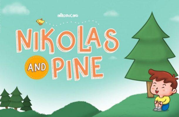 Nikolas & Pine Font-1