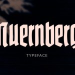 Nuernberg Display Font