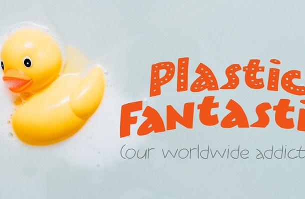 Plastic Fantastic Font