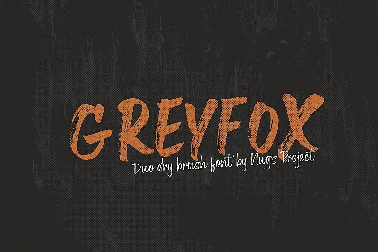 greyfox-brush-font-2