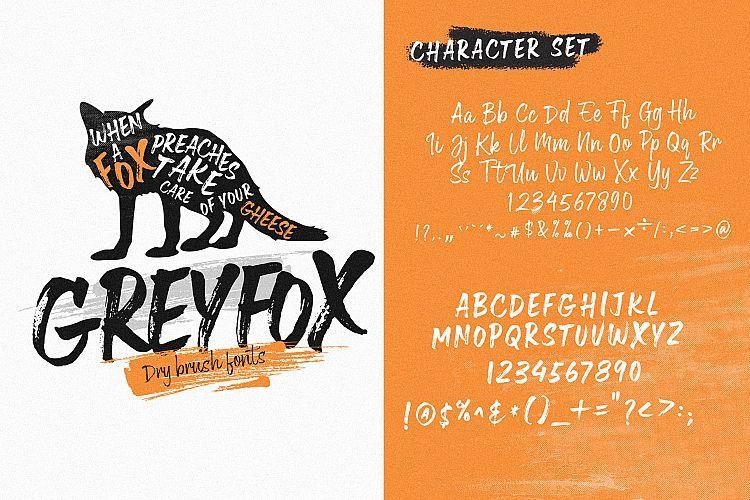 greyfox-brush-font-4