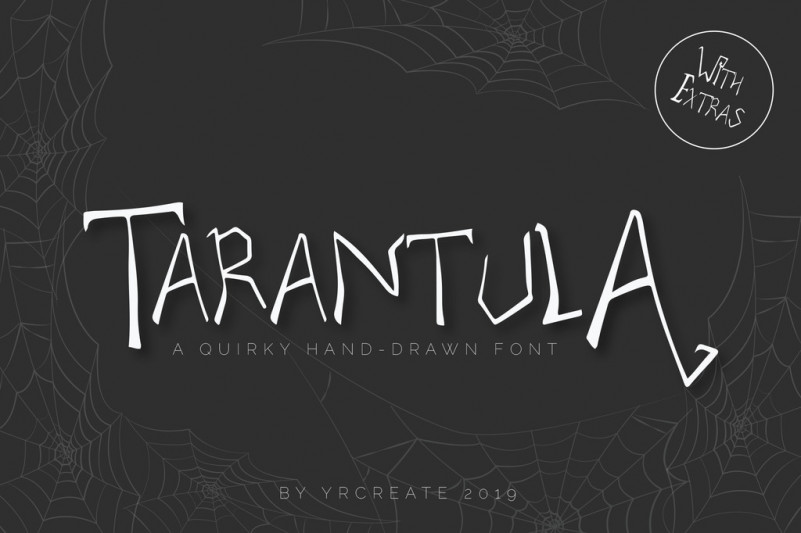 tarantula-font-1