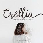 Crellia Font