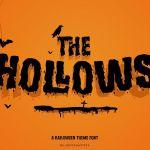 Hollows Font