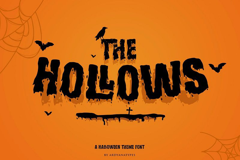 Hollows Font-1