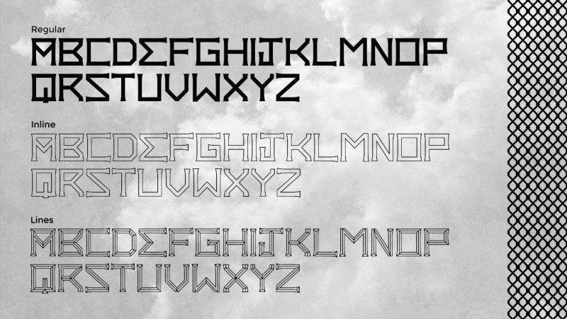 Zews Free Font Family-3