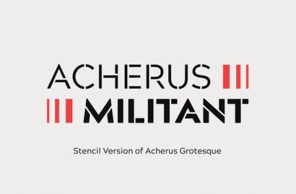 Acherus Militant Font Family