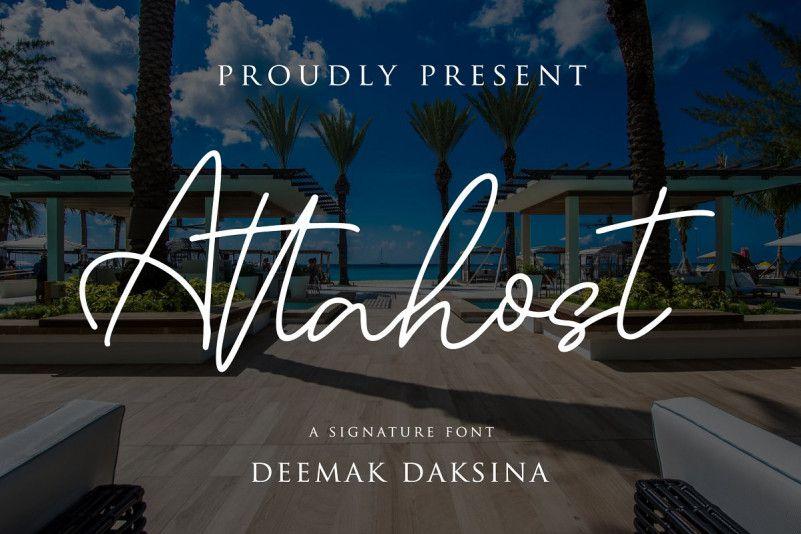 attahost-signature-font-1