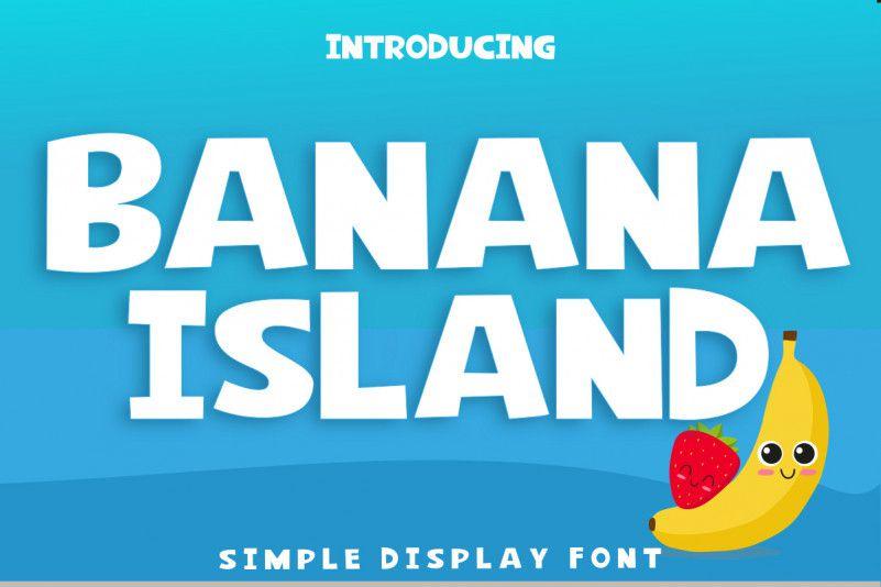 banana-island-font-1
