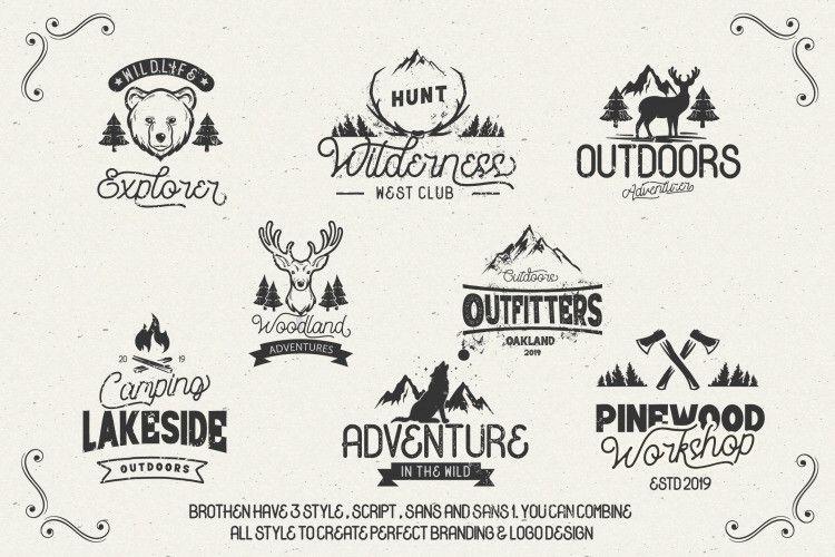 brothen-vintage-font-3