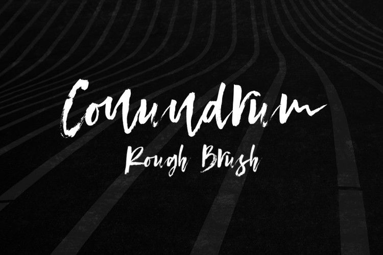 conundrum-font-1