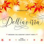 Delliavirra Font