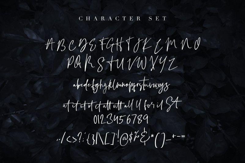 flower-for-rosalline-script-font-3