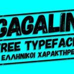 Gagalin Font