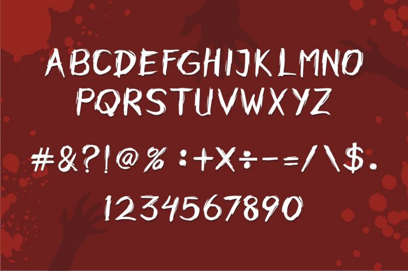 horobi-font-3