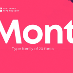 Mont Font Free