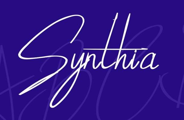 Synthia Font