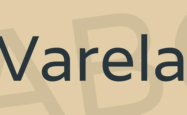Varela Font