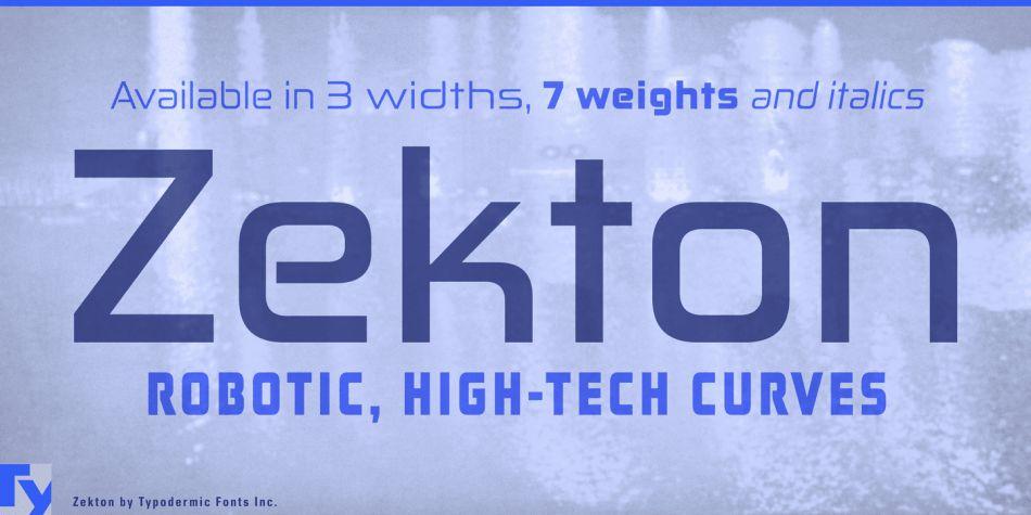 zekton-font-1