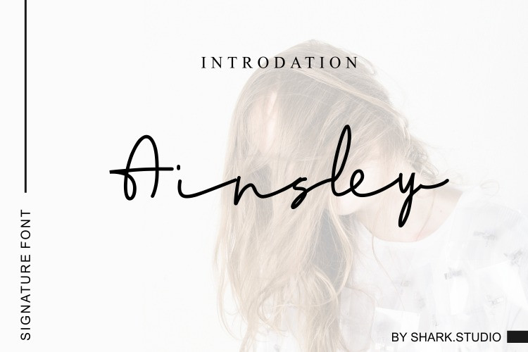 AInsley Font-1