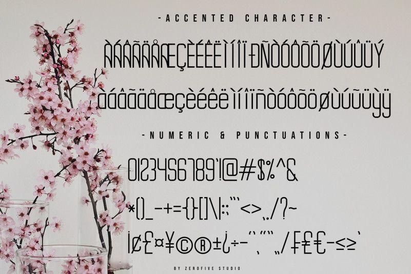 Alexa Queen Font-3