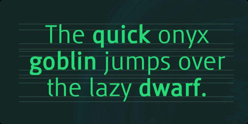 Ankle Sans Font-2