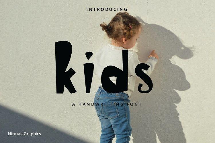 Kids Font-1
