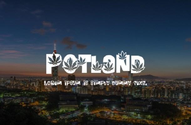 Potland Font