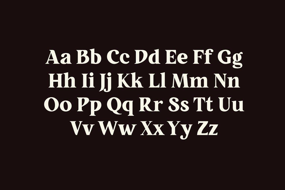 Restora Font Family-3