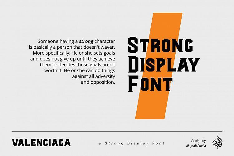 al-valenciaga-display-font-3