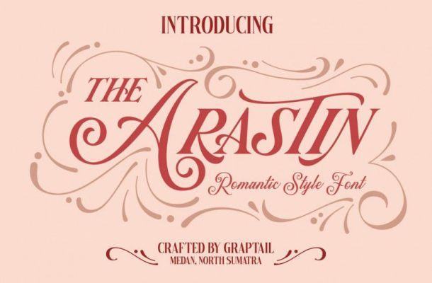 Arastin Font Duo