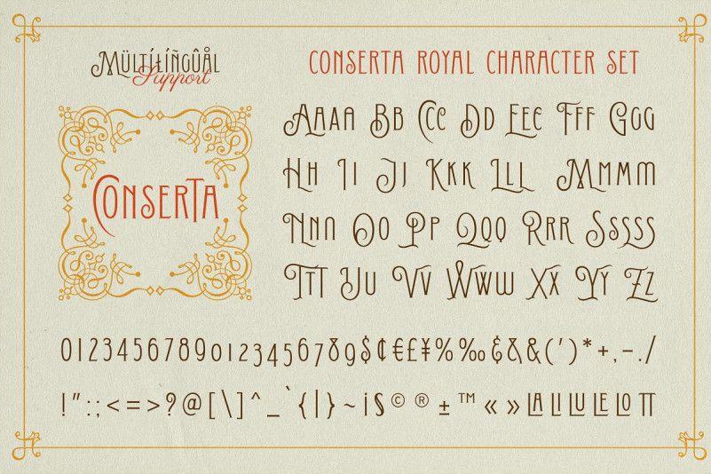 conserta-vintage-display-font-2