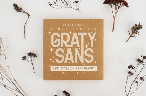 Graty Font