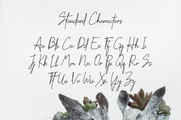 handikraf-signature-font-3