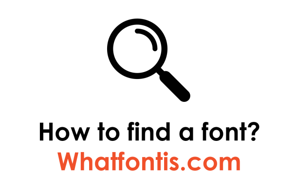 how to find a font