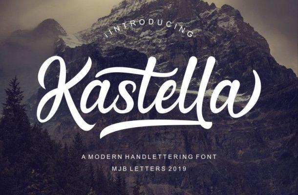 Kastella Font