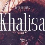 Khalisa Typeface