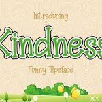 Kindness Font