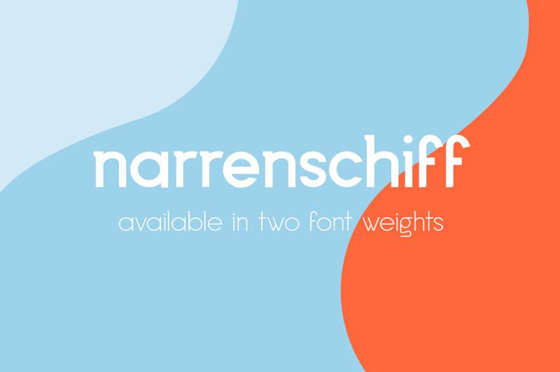 narrenschiff-free-font