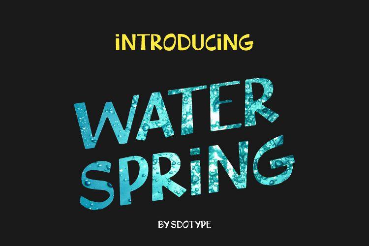 waterspring-font-1
