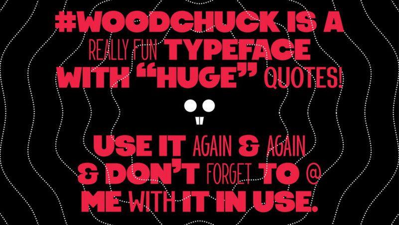 woodchuck-font-family-2