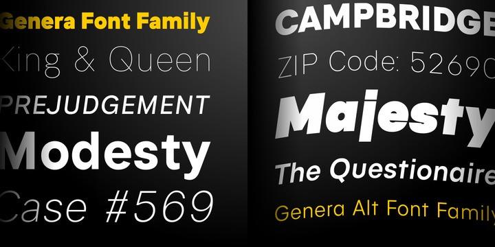 Genera Font-3