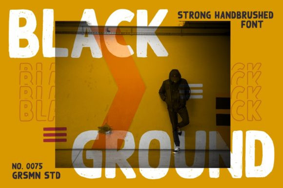 black-ground-typeface-1